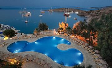 Bodrum Bay Resort Hotel 4 Gece 5 Gün