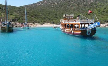 İzmir Çeşme Kuşadası Yüzme Turu