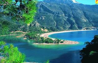 İzmir'den Fethiye Likya Turu