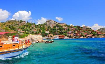 Ege Akdeniz Turu 5 Gece Otel Konaklamalı