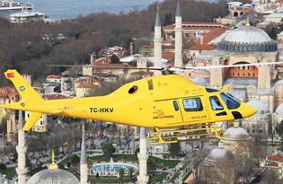 Helikopter İle İstanbul Turu