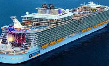 Symphony Of The Seas İle Doğu Karayipler