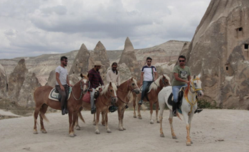Cappadocia 2 Hours Horse Riding