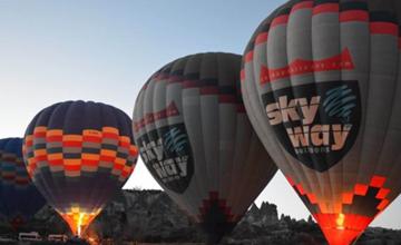 Cappadocia Ultra Comfort Balloon Tour