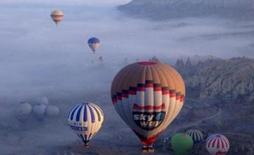 Kapadokya Özel Balon Turu