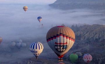Kapadokya Ultra Konfor Balon Turu