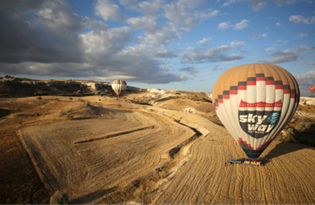 Promosyonlu Balon Turu