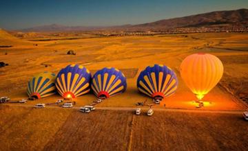 Cappadocia Standard Balloon Tour