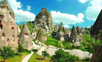 Cappadocia Green (South) Private Tour