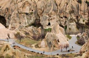 Kapadokya Özel Kırmızı (Red) Tur