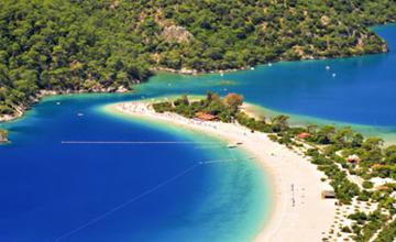 Ankara Çikişli Likya Ölüdeniz Salda Gölü Ve Yüzme Turu