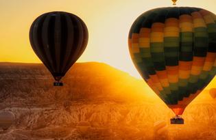 Kapadokya Turu 2 Gün 1 Gece Otel Konaklamalı